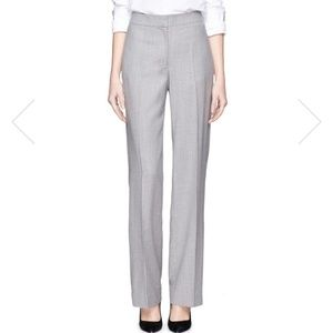 J. Crew Collection Wool Flannel trouser pant